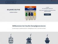 Seuthe-Dampfgeneratoren Homepage