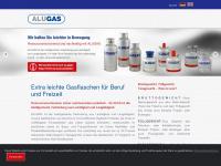 Alugas.de - Herzlich Willkommen bei der ALUGAS!