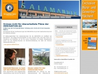 Revitalisierung - Salamander Areal | Ein Projekt der IMMOVATION AG