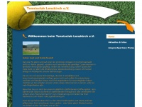 tennisclub-lenzkirch.de Thumbnail