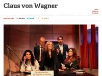 Kabarettist Claus von Wagner - Kabarett: Claus von Wagner