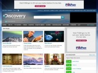 Discovery Channel : Science, History, Space, Tech, Sharks, News!