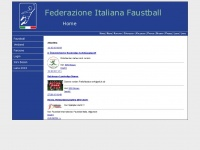 Faustball Italia: Home