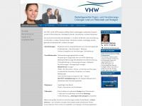 VHW Assekuranz-Makler GmbH - Ihr Versicherungs-und Finanz-Makler in Filderstadt - Ihr unabhängiger online-Makler für bedarfsgerechte Versicherungs-Lösungen