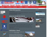 Motorrad Bauser Home