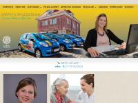 Startseite - Steffi's Pflegeteam - Ambulante Pflege, Krankenpflege, Pflegedienst, Pflegeberatung im Landkreis Rosenheim und Wasserburg