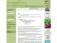 provings.info