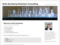 Britz-Averkamp Business Consulting | Expert advice for your business