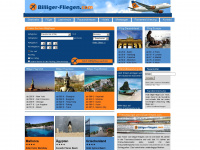 Billiger Flug und billig fliegen bei billiger-fliegen.com