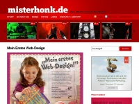 misterhonk.de