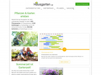 hausgarten.net