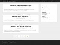 taekwon-do-akademie.de Thumbnail