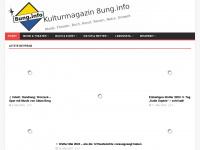 Kulturmagazin 8ung.info › Musik-Theater, Buch, Kunst, Natur sind unsere Themen