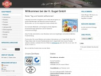 Gugel.de - Willkommen bei der H. Gugel GmbH