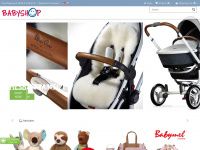 Babyshop.de - Kinderwagen Shop | Kinderwagen Hartan Alvi Kindersitze Teutonia Cybex Solution
