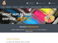 Franken-grafik.de - Druckerei Franken-Grafik & Druck | Home | Ihre terminverbundene und günstige Druckerei und Werbeagentur aus Franken