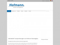 hofmann-fahrzeugbau.de