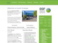 Egf-online.de - Willkommen auf unserer Homepage!