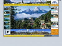 wetter, WebCams, Berchtesgaden, Bischofswiesen, Marktschellenberg, Schoenau, Ramsau, Nationalpark, Ferienwohnung, FeWo, Gaestezimmer, Pension