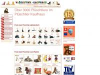 plueschtier-kaufhaus.de