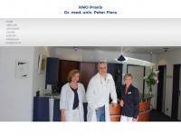 Startseite - HNO Praxis Dr.Peter Flora