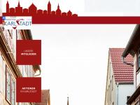 Karlstadt - die Einkaufs- & Eventstadt