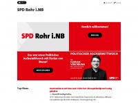 Homepage - SPD Rohr i. NB