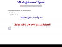 Vogel Kurt - Starke Typen aus Bayern -
