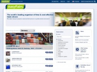 The world's leading organiser of time & cost-effective trade shows - easyFairs®