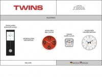 Krippl-Watches *** TWINS *** Wecker, Wanduhren, Pendeluhren, Kinderuhren