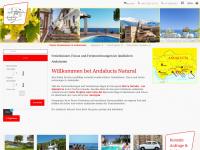 Andalucianatural.de - Ferienwohnungen in Andalusien und Ferienhäuser Andalusien mit Pool