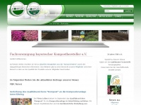 Fachvereinigung bayerischer Komposthersteller e.V. - Fachvereinigung Bayerischer Komposthersteller e.V.