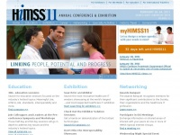Himssconference.org - Health IT Conference for 2016 | HIMSS16