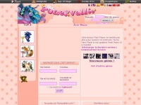 Poney Vallée: das Spiel der virtuellen Ponys. Adoptiere dein erstes virtuelles Pony!