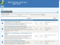 Fussforum :: Index
