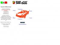 Fiat-Klassiker Teile für 500er, 600er, Spider und mehr...