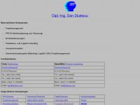 European Omniconsult Diulescu Projektmanagement PPS Controlling Simulation Consulting Beratung