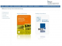 Startseite - bsp-Unternehmensberatung PartG