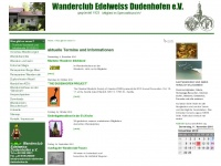 wanderclub-edelweiss-dudenhofen.de Thumbnail