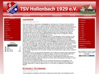 Willkommen beim TSV Hollenbach 1929 e.V.