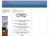 Spielvereinigung Wiedergeltingen e.V. | Homepage der Spielvereinigung Wiedergeltingen