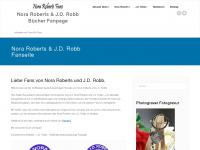 Nora Roberts | J.D. Robb | Autoren Fanseite