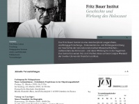 fritz-bauer-institut.de