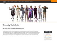 comedy-walk-acts.de