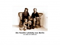 Latotzky.de - Homepage der Familie Latotzky