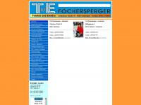 TuE Föckersperger - Ihr Fachbetrieb in Aidenbach und Aunkirchen: Startseite
