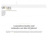 Luxusuhren - Rolex, Breitling & Omega Uhren | uhren-miquel.de