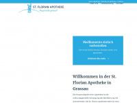 Willkommen in der St. Florian Apotheke in Grassau