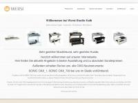wersi-studio-kalb.de