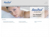 Sanibad-wellness.de - HTML Redirection to https: